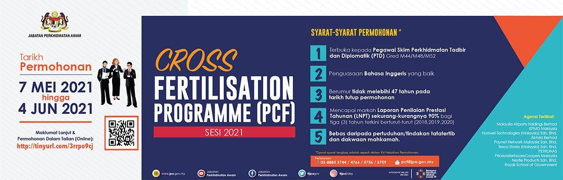 Cross Fertilisation Programme